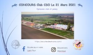CSO LorN Tour club Montrequienne