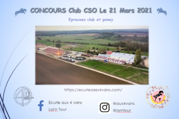 CSO LorN Tour club Montrequienne